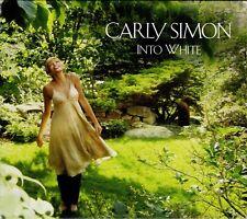 CARLY SIMON  into white