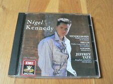 Nigel Kennedy - Mendelssohn, Bruch : Violin Concertos - Tate - CD EMI