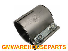 CAMARO ATS CTS WIDE MUFFLER CLAMP NEW GM # 92202996