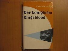Der königliche Kingsblood, Sinclair Lewis, Roman,
