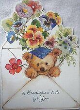 Mary Hamilton Graduation Greeting Card w/ Envelope for ANYONE by Hallmark, NEW
