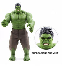 Figure HULK BIG SIZE 42cm Superhero Marvel Avengers Bruce Banner Moving Body 1kg