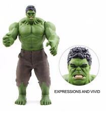 Figure HULK BIG SIZE 42cm Superhero Marvel Avengers Bruce Banner Moving Body 1kg