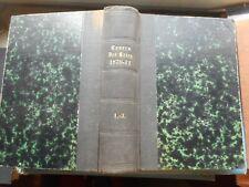 Carl Tanera: Der Krieg von 1870/71 Band 1-3 (Spichern Metz Beaumont Sedan) 1888