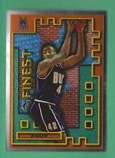 1995-96 Topps Finest Mystery Vin Baker Milwaukee Bucks #M36 (KCR)