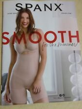 """June 2018 Spanx """" Smooth for the Summer """" Sexy Butts !! Plus Size LOOK 1st cover"""