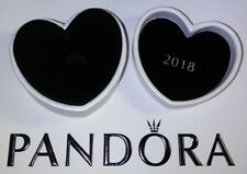 2018 AUTHENTIC PANDORA CLUB CHARM HEART GIFT BOX WITH SLEEVE
