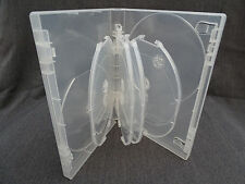 DVD COVER / CASES CLEAR - SINGLE 10 DISC - 25MM - VIVA - QUANTITY 5 ONLY