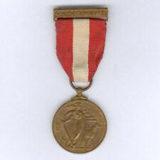 IRELAND. The Emergency Service Medal, Air Raid Precautions, 1939-1946