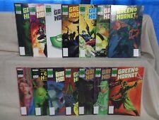 Green Hornet ('89) 1-12 + Tales 1-2 SET!  Now Comics (b 20677)