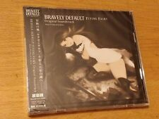BRAVELY DEFAULT FLYING FAIRY ORIGINAL SOUNDTRACK OST 2CD - NEW AND SEALED