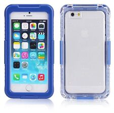 Waterproof Dirt Shockproof Protective Case Full Cover For iPhone 8 7 6 6s Plus X