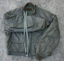 USA VIETNAM ERA USN WEP FLIGHT JACKET CONMAR REPLACEMENT ZIPPER ASSEMBLY