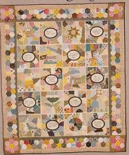 Wandering Ways - antique inspired quilt PATTERN - Timeless Traditions