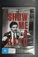 Show Me A Hero (DVD, 2016, 2-Disc Set)    (Box D202)