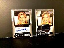Gabrielle Reece Auto 2015 Panini Americana 310/495 Material LOT Autograph FREESP