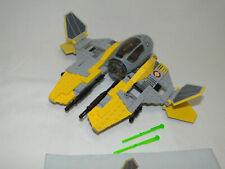 Lego Star Wars 75038 Jedi Interceptor ohne Figuren mit Anleitung OBA
