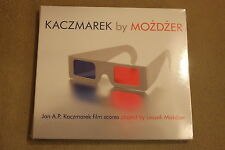 Kaczmarek by Możdżer - Jan A.P. Kaczmarek film scores CD POLISH RELEASE