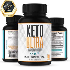 Keto Diet Pills - Keto Ultra – Best Weight Loss, Better than Atrafen Elite