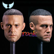 1/6 Scale Male/Man Batman Ben Affleck Head Sculpt Carving A-33 For 12''Hot Toys