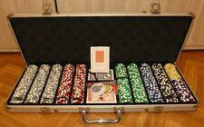 Malette Poker Las Vegas 499 jetons 14g