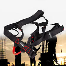 Sports Climbing Harness Safety Harness Sit Waist Belt Roof Construction Outdoor