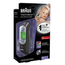 BRAUN Thermoscan 7 Digital Ear Thermometer IRT6520 baby toddler kids adults