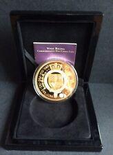 TDC: 2014 Vivat Regina Commemorative Five Crown Coin