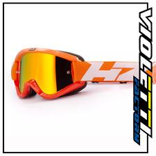 HZ GEMINI GEMINI Ora/Orange 31WS16 Orange motocross goggles maschera arancio