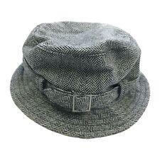 Wallaroo Tamworth Tweed Hat SPF 50 Sun Protection W Collection Buckle Tweed