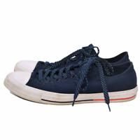 Converse Chuck Taylor Ox Low Top Men's Shoes Size 10 Navy Blue