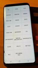 Ecran LCD SAMSUNG GALAXY S8+ G955 - vitre cassée + défaut - S8+9