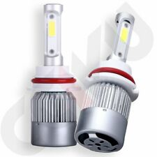 High Power 9004 Car 147000LM CREE LED Bright White Headlight Kit Lamps 6000K