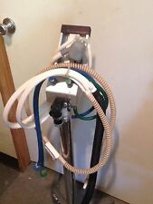 Belmed PC7/5000 Dental Nitrous Oxide Flowmeter with stand,  and rubber goods