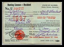 GP GOLDPATH: US POST CARD 1937, WASHINGTON, DC. _CV429_P05