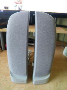 Polk Audio Pair 2 Wired Computer Speakers