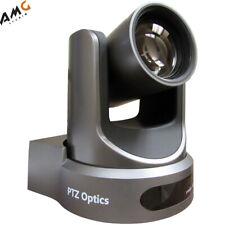 PTZOptics 12x-SDI Gen2 Video Streaming Conferencing Camera Gray PT12X-SDI-GY-G2