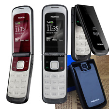 Unlocked Nokia 2720  with Original Screen Bluetooth FM MP3 Player Mobile Phone