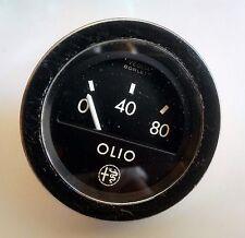 Indicatore pressione olio VEGLIA BORLETTI ALFA ROMEO GT & GT JUNIOR (USATO)