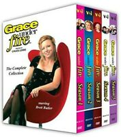 Grace Under Fire: The Complete Series Collection (10 Disc) DVD NEW
