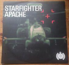 "Starfighter Apache Original & Remix 1999 Ministry of Sound - 12"" Vinyle"