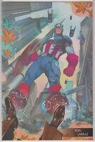 Captain America #702 MARVEL COMICS  Young Guns Variant Pepe Larraz COVER C