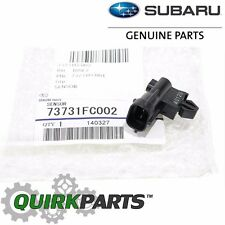 OEM 03-18 Subaru Forester Impreza Ambient Air Temperature Sensor NEW 73731FC003