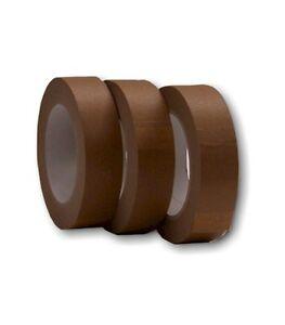Klebeband 50 mm (24 Rollen) Abdeckband Lackierband Abklebeband