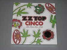 ZZ TOP Cinco The First Five LPs Albums 180g 5LP  New Sealed Vinyl 5 LP