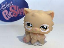 Persian Cat #490 - Authentic Littlest Pet Shop - Hasbro Lps
