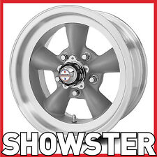 "15x8.5 15"" American Racing wheels Torq Thrust D Chevy  Camaro Impala Pontiac"