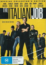 The Italian Job - Action/ Thriller - Mark Wahlberg, Charlize Theron - NEW DVD