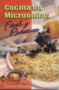 Cocina en microondas facil y practica