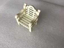 Playmobil fauteuil salon de jardin 5323